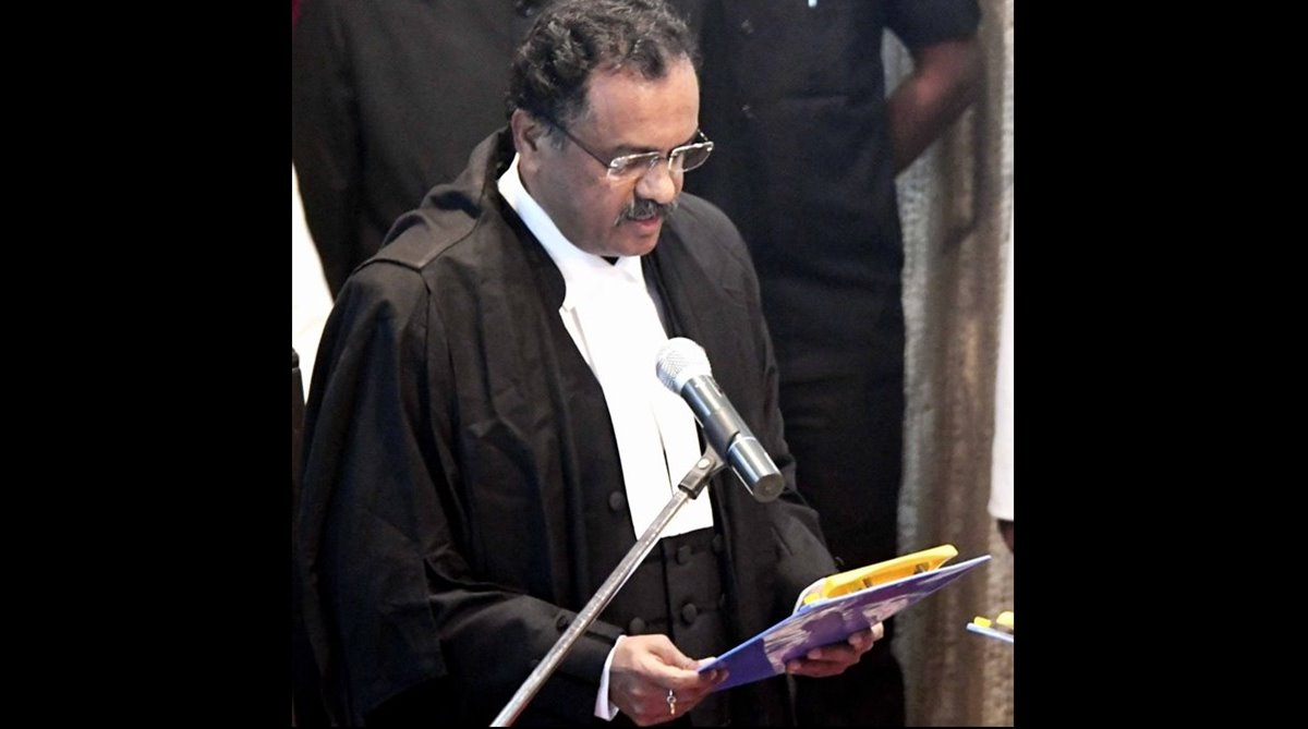 Justice Rajendra Menon