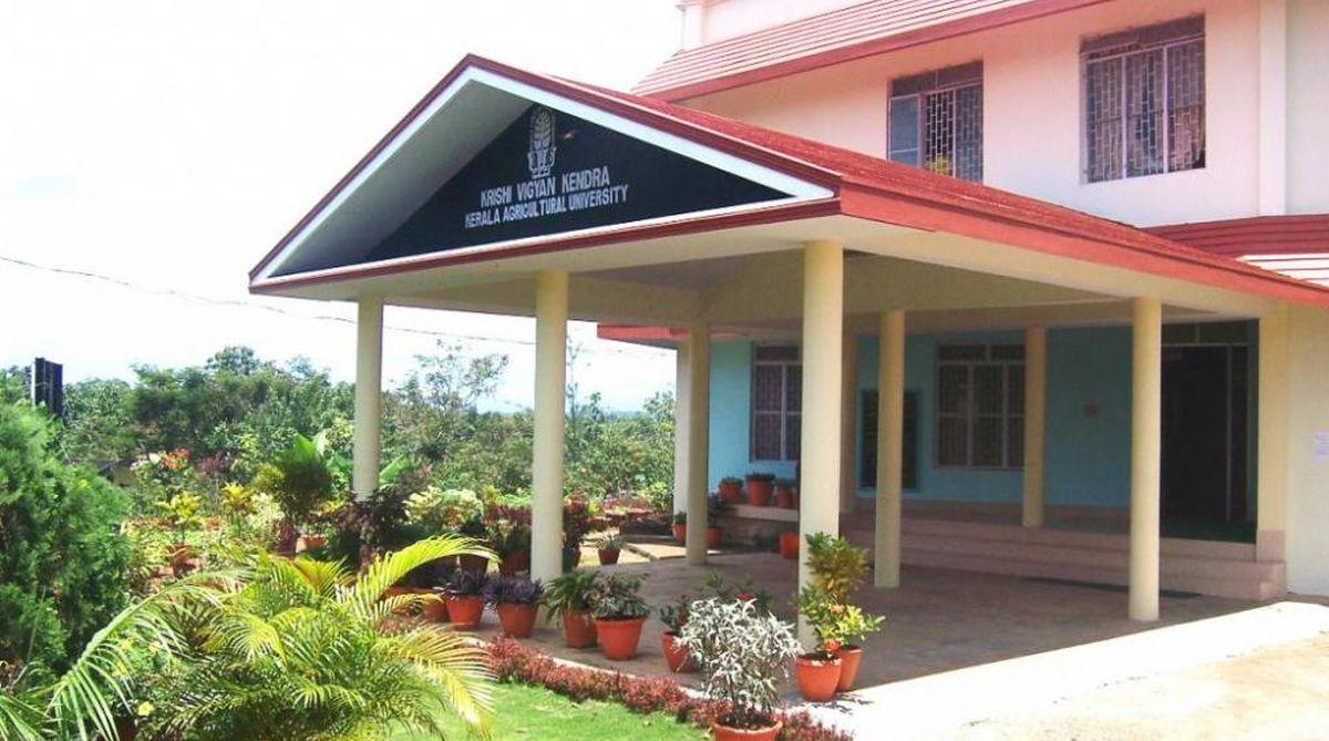 Kerala Agricultural University, Assistant Professor