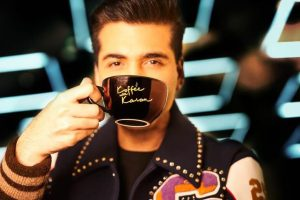Karan Johar back with another season of 'Koffee With Karan'