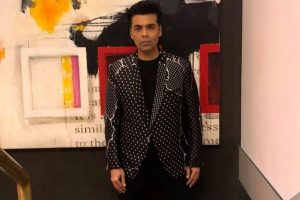 Unfair to compare Janhvi and Sara: Karan Johar