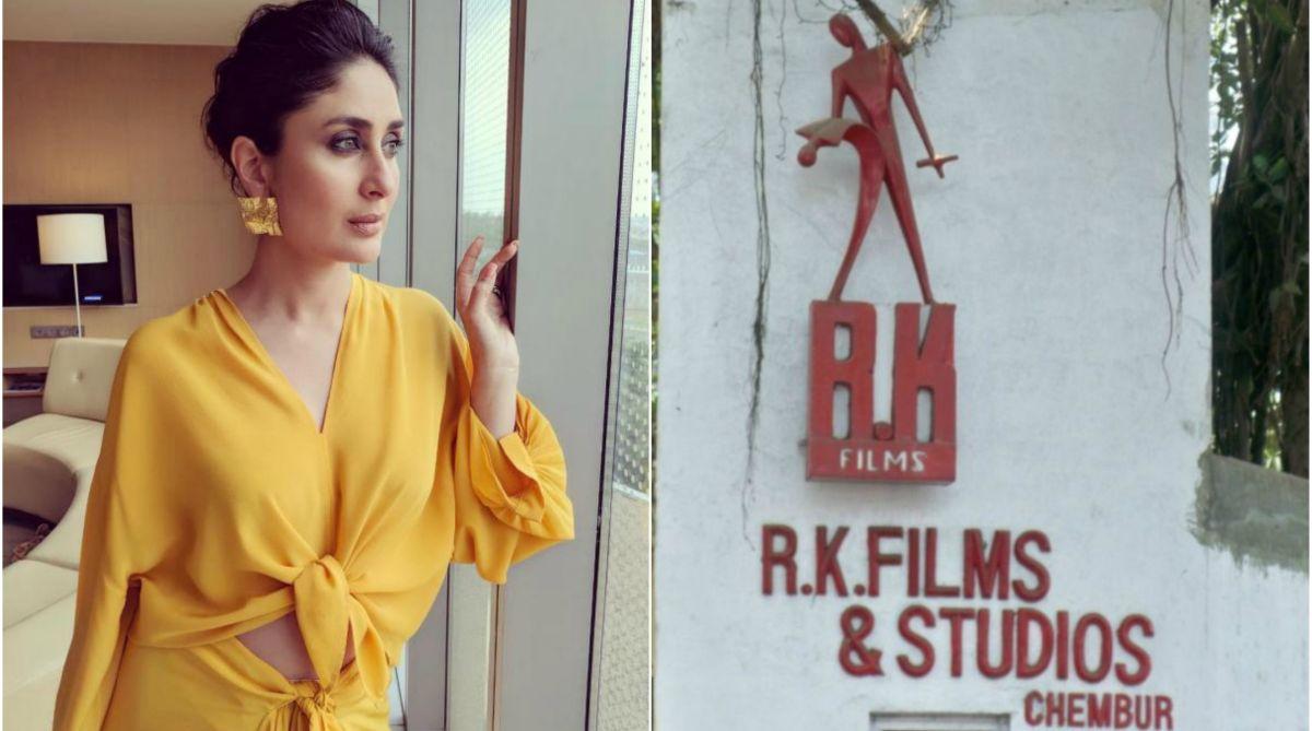 Kareena Kapoor Khan, RK Studio