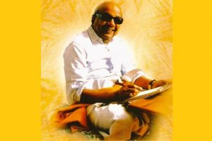M Karunanidhi 1924-2018 | Scriptwriter who wrote the destiny of Tamil Nadu