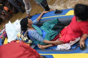 Indian Navy rescued nearly 17,000 Keralites from floods