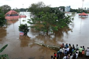 Kerala flood: Death toll touches 26 | Schools shut, massive rescue ops on
