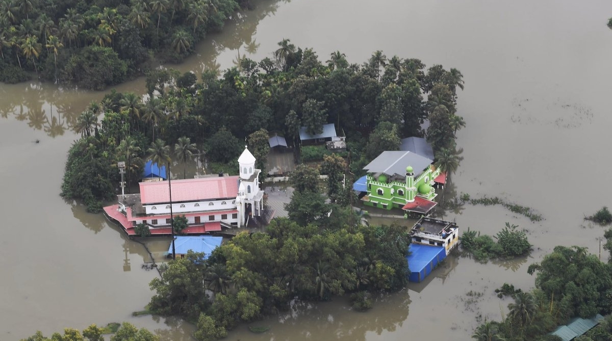 Kerala floods, international charter, Kerala Tourism,