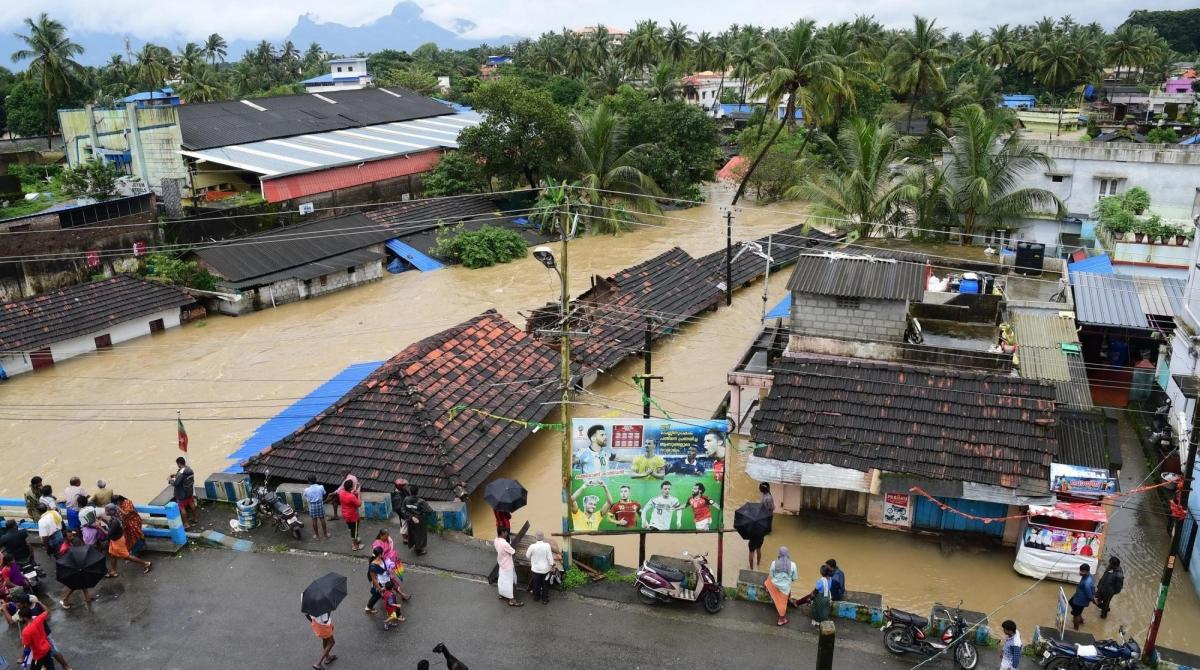 Kerala Flood Rain
