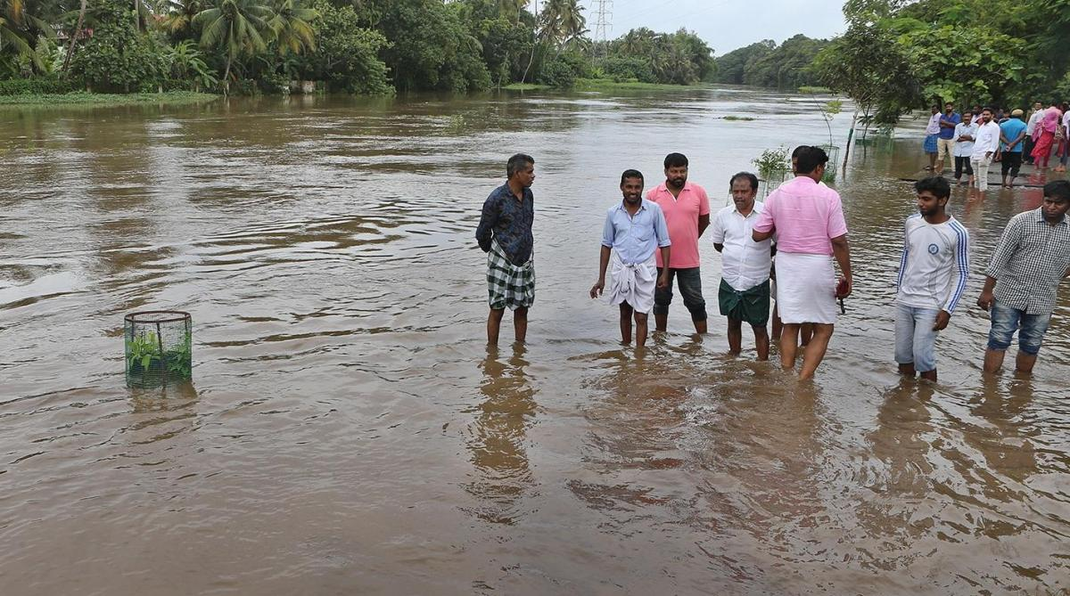 Kerala Flood Rains