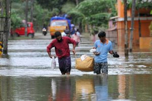 Heavy rains to lash Kerala | Red alert issued, CM Vijayan seeks Centre's help