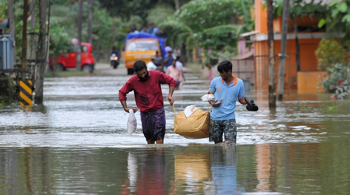 Kerala floods, Rs 700 crore, Kerala aid, UAE