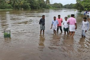 Heavy rain continues to wreak havoc in Kerala, two more shutters of Idukki reservoir opened