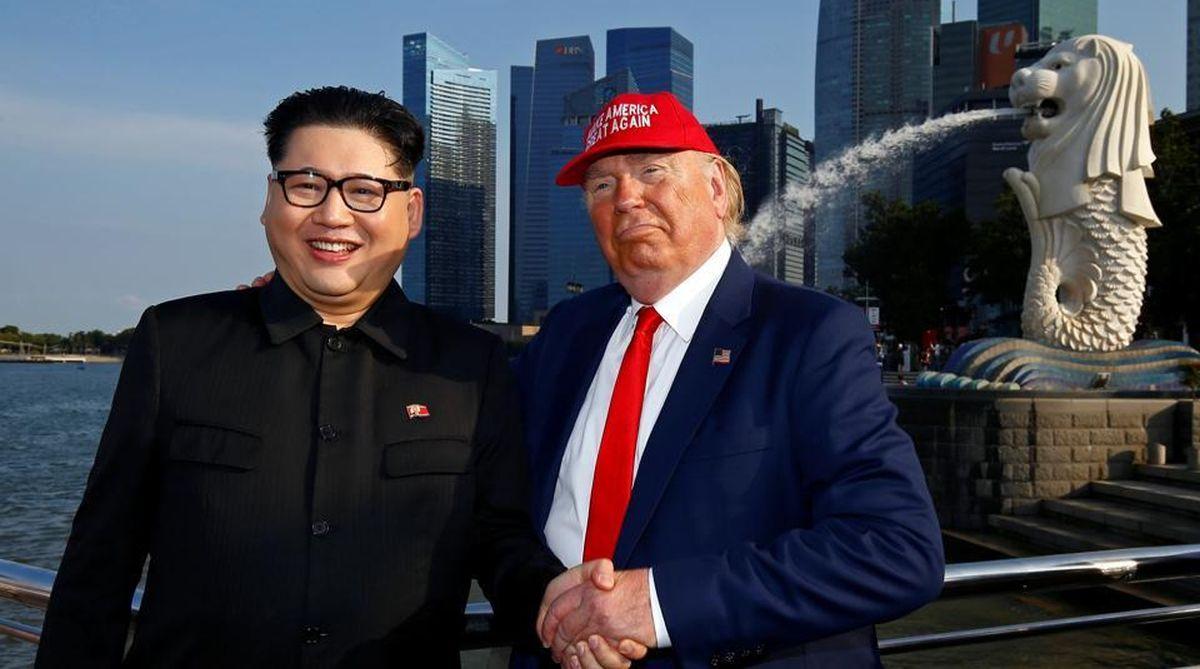Kim Jong-Un, Singapore meet, Singapore Summit, Donald Trump,North Korea,denuclearisation,Demilitarized Zone,Moon Jae,Helsinki Summit, China