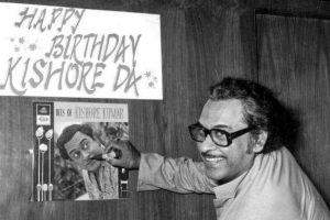 On Kishore Kumar's 89th birth anniversary, actor pays tribute with single