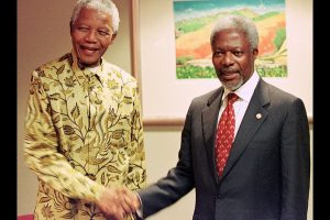 Former UN secretary general Kofi Annan dies at 80