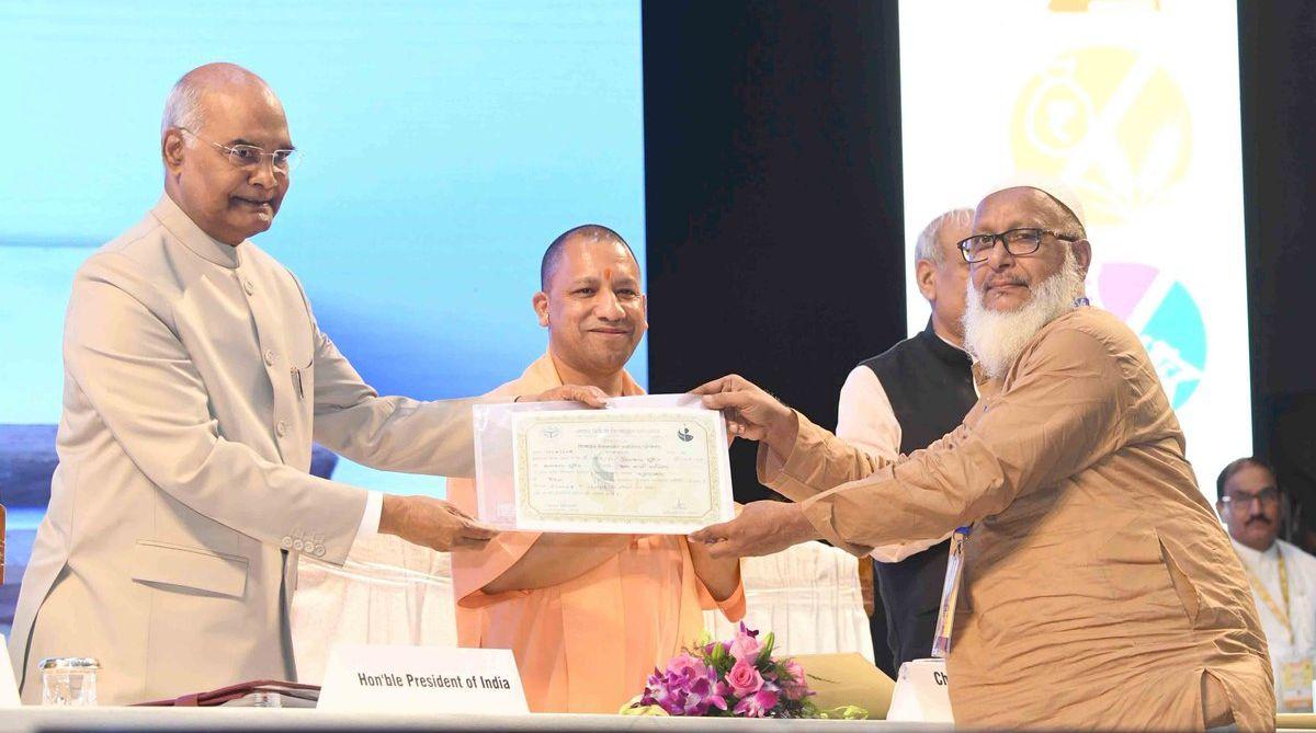 President Kovind, UP economy, Uttar Pradesh, Yogi Adityanath, Uttar Pradesh CM