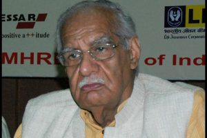 Kuldip Nayar gets Ramnath Goenka Lifetime Achievement Award