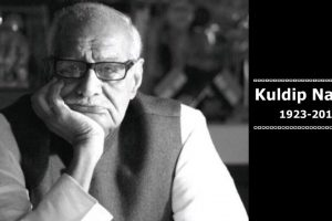 Editors Guild of India mulls honouring Kuldip Nayar's memory