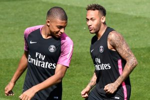 PSG make light of Mbappe, Neymar absence in Parc stroll