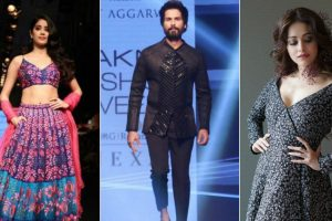Bollywood stars slay on the ramp of Lakme Fashion Week 2018