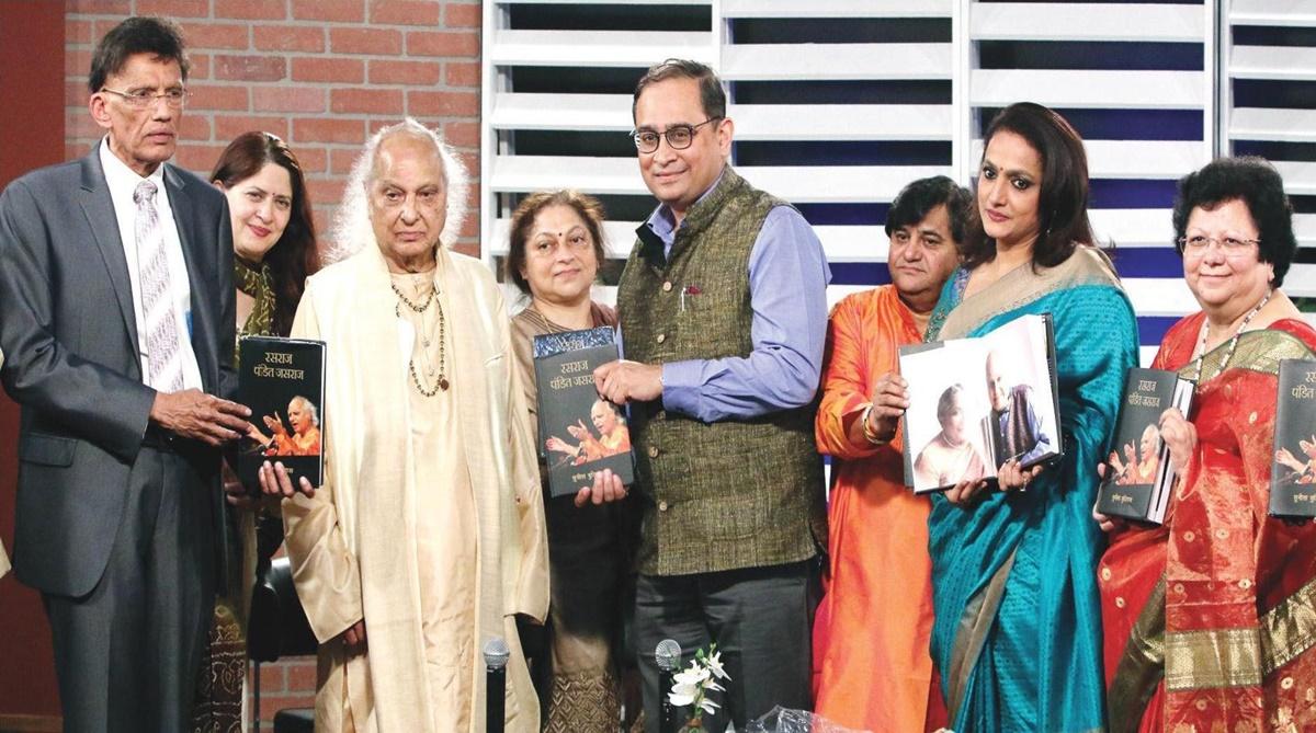 Rasraj: Pandit Jasraj, Sunita Budhiraja