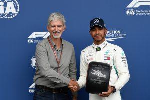 Belgian GP: Mercedes racer Lewis Hamilton grabs pole