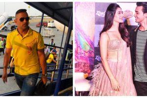 MS Dhoni to dine with Loveratri stars Aayush Sharma, Warina Hussain