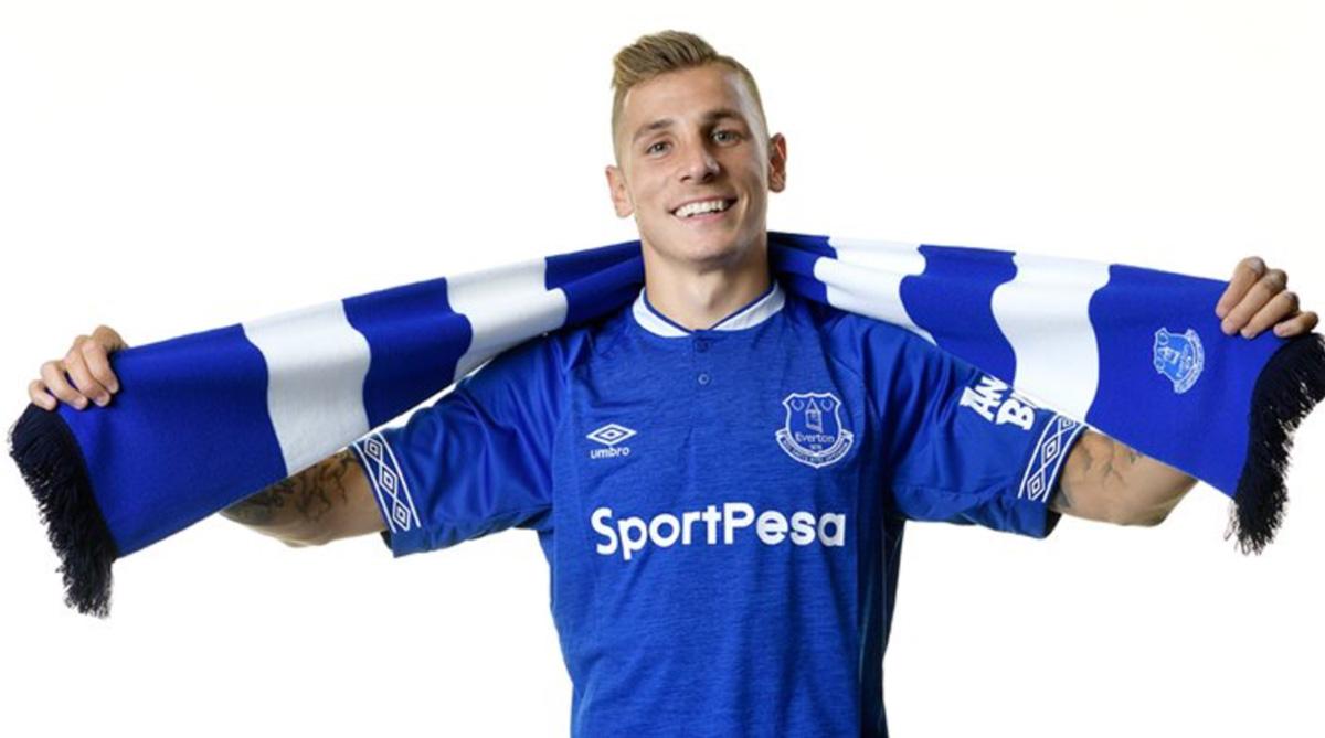 Lucas Digne, F.C. Barcelona, Premier League, Everton Transfer News, Barcelona Transfer News, Everton F.C.
