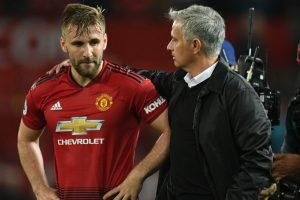 Manchester United vs Tottenham Hotspur: Luke Shaw apologises to fans, backs Jose Mourinho