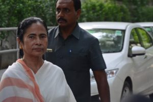 Mamata, Tripathi wish people on Kali puja and Deepavali