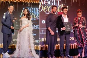 Here is the complete list of winners of Vogue Beauty Awards 2018