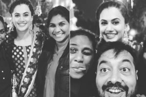 Rambo Rajkumar's daughters turn choreographers for Taapsee Pannu in Manmarziyaan