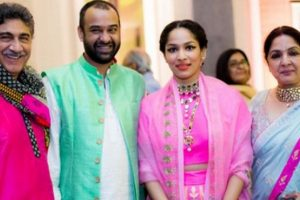 Masaba Gupta announces 'trial separation' with husband Madhu Mantena