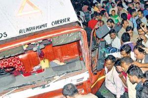 Meerut | 5 dead, many injured as speeding parcel van runs amok