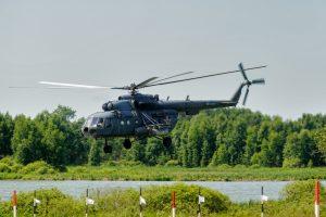 Russian helicopter crash kills 18 in Siberia