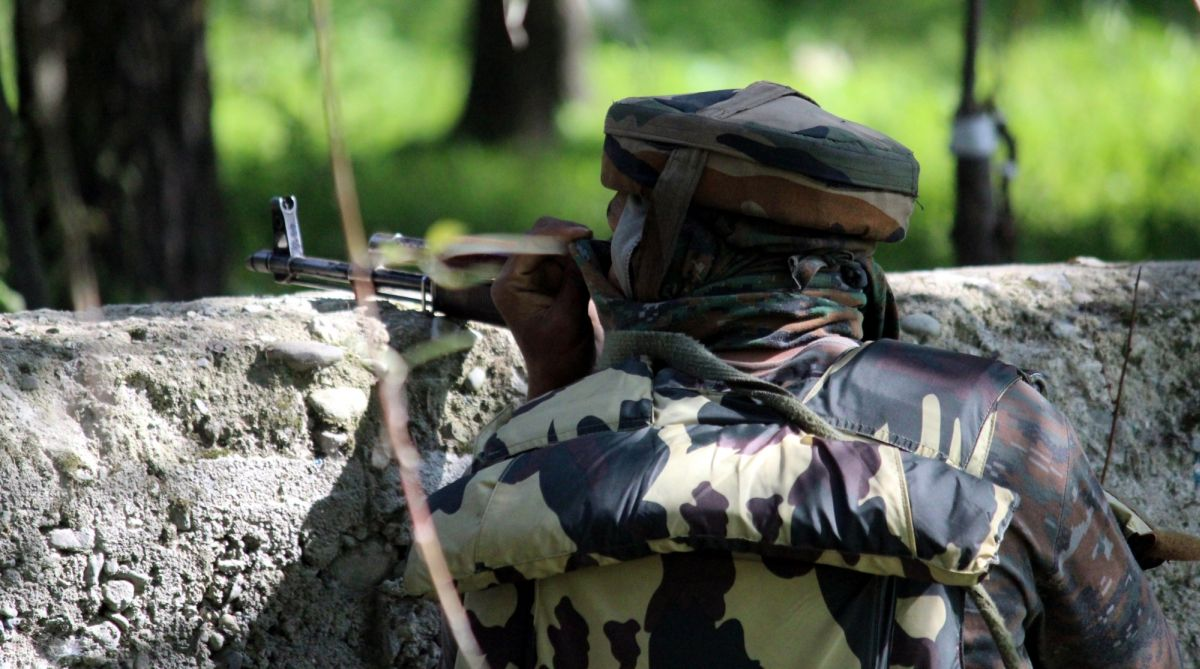 Jammu and Kashmir, Militant killed