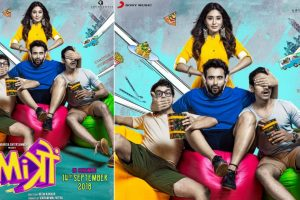 Fun squad of Mitron starring Jackky Bhagnani, Kritika Kamra back with another quirky poster