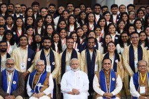 Help judicial system through DNA profiling: PM Modi at GFSU