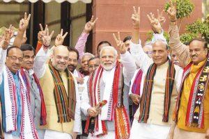 NDA will get more seats in 2019: Narendra Modi