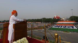 Narendra Modi, Independence Day speech, Narendra Modi