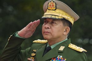 Facebook removes pages, accounts of Myanmar army chief, officials