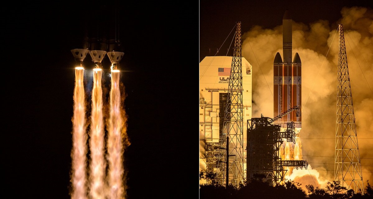 NASA, Parker Solar Probe, Air Force Station, United Launch Alliance Delta IV, Heat shield