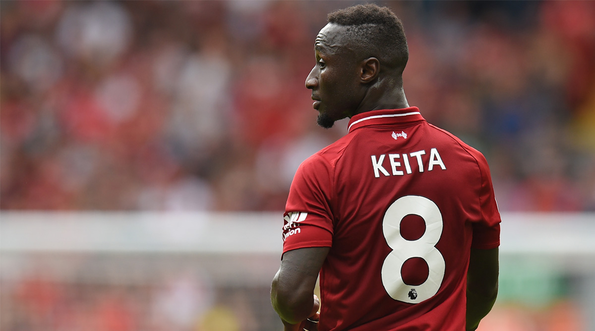 Naby Keita, Liverpool F.C., Premier League, Liverpool vs West Ham United, West Ham United vs Liverpool, Jurgen Klopp