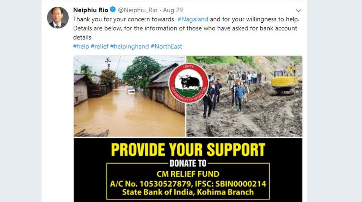 Nagaland Floods