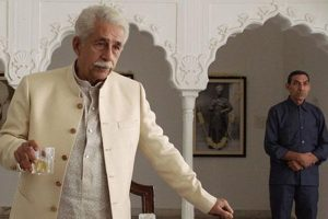 No regrets, but not very hopeful from Bombay film world: Naseeruddin Shah