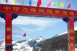 Indian Army, China's PLA meet at Nathu La