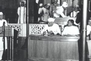 Tryst With Destiny | Watch full video & audio of first Independence Day address by Pt Jawaharlal Nehru