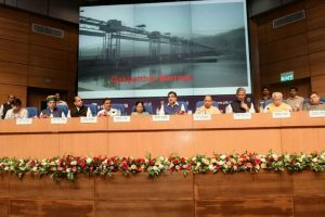 Jai Ram signs MoU for Lakhwar project on Yamuna river