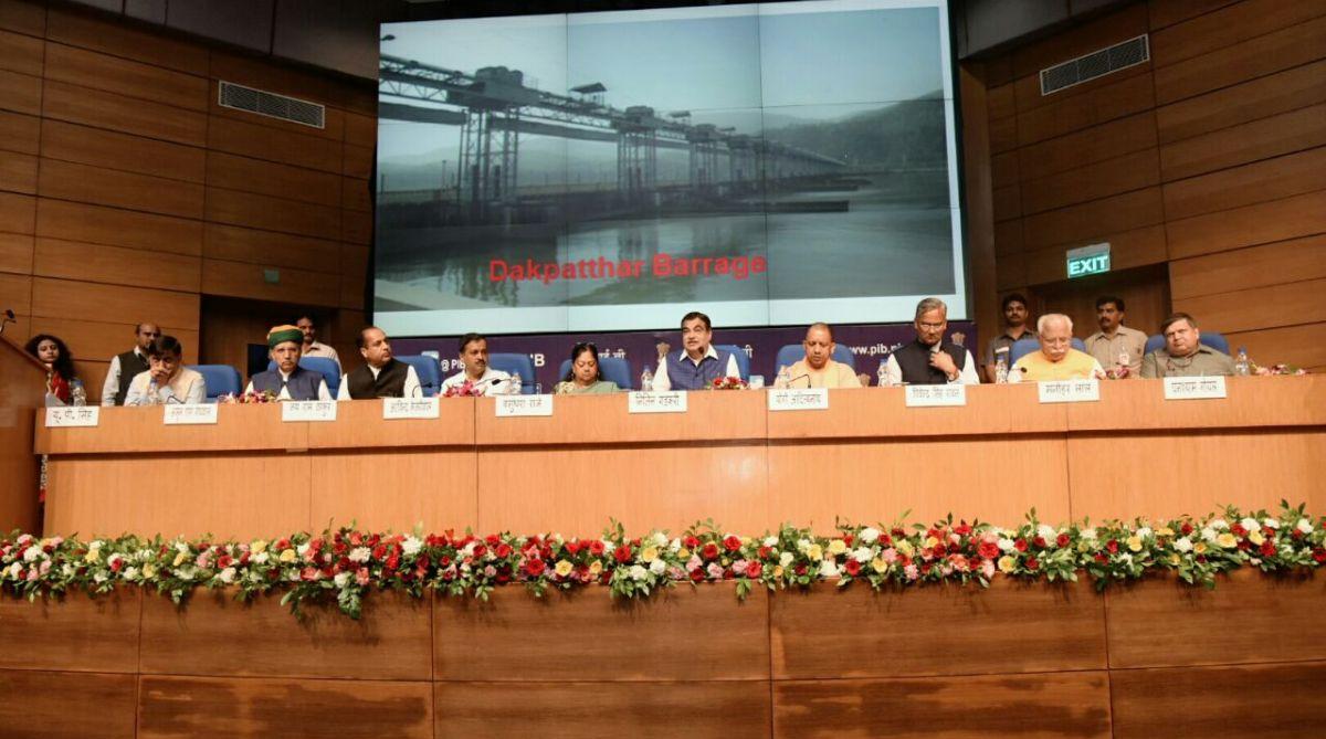 Lakhwar Multi-Purpose Project, Jai Ram Thakur, Nitin Gadkari,Yamuna river, Upper Yamuna River Board