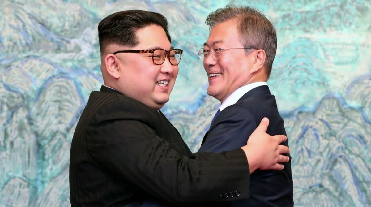 North Korea-South Korea, 2032 Olympics, North-South Korea 2032 Olympics, South Korean President, Moon Jae-in, North Korean leader, Kim Jong-un