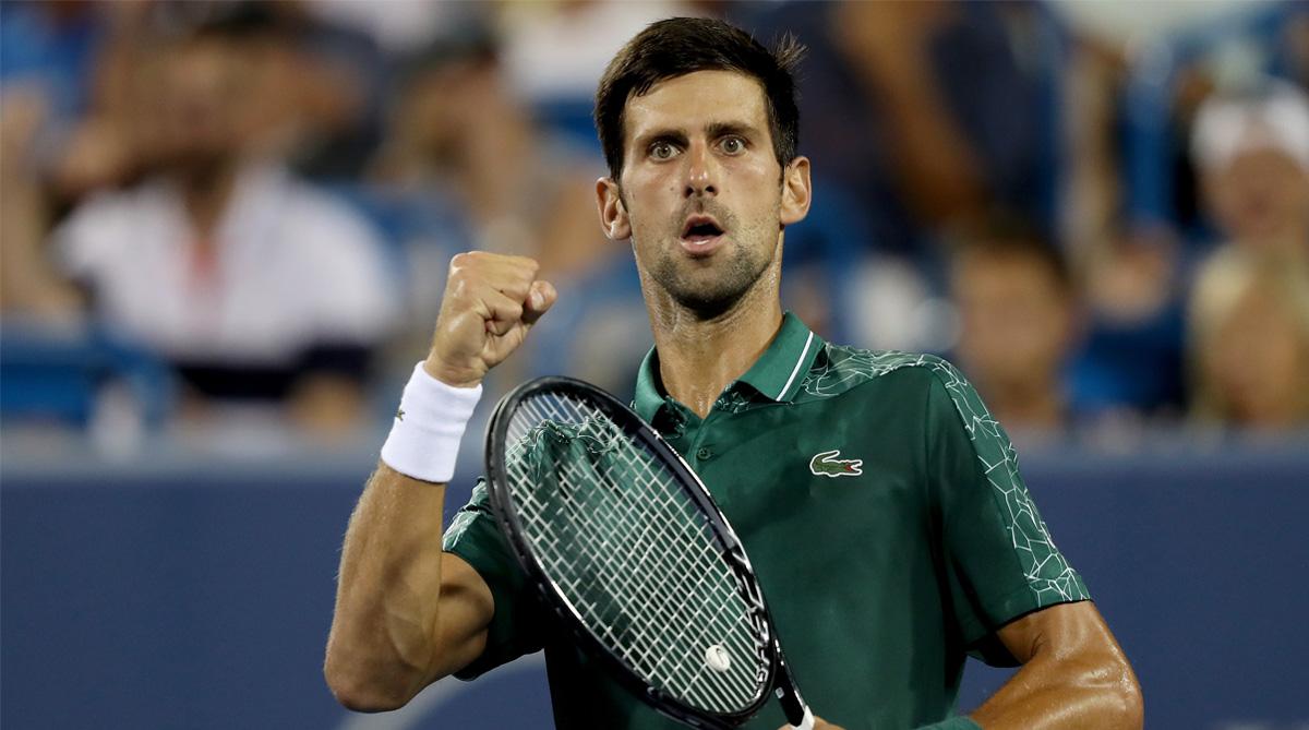 Novak Djokovic, ATP Tour, Cincinnati Masters, Grigor Dimitrov, Novak Djokovic vs Grigor Dimitrov