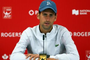 Rogers Cup: Novak Djokovic happy to beat Polansky and the clock